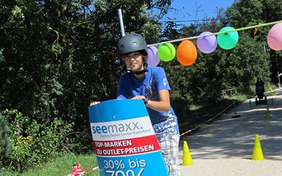 """Segway PTi2 Parcours Kids"" ab 12 Jahre"
