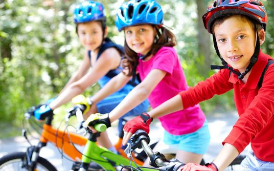 """KIDS on bike"" Training & Parcour ab 8 Jahren"