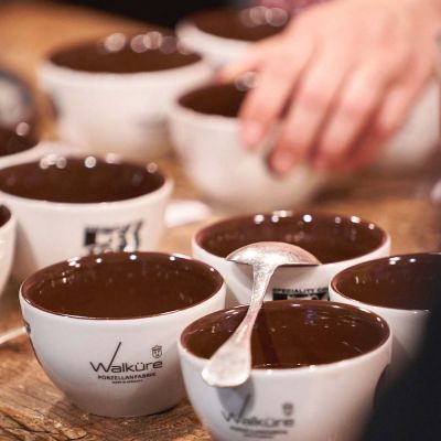 Die Welt des Kaffees - Kaffeetasting !