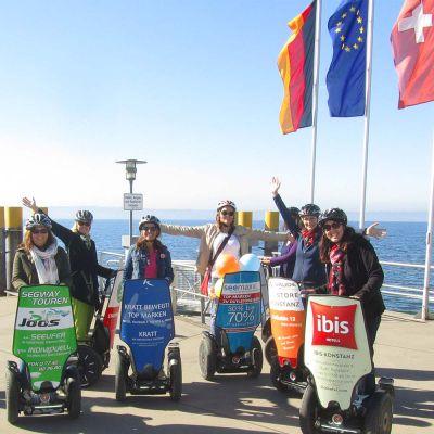 Radolfzeller Seeufertour mit Segway PTi2 HerbstWinter Special