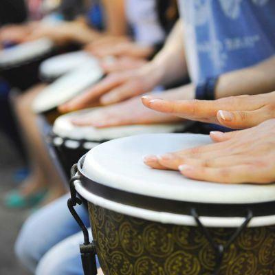 """""""Drum Together"""" Trommelevent"""