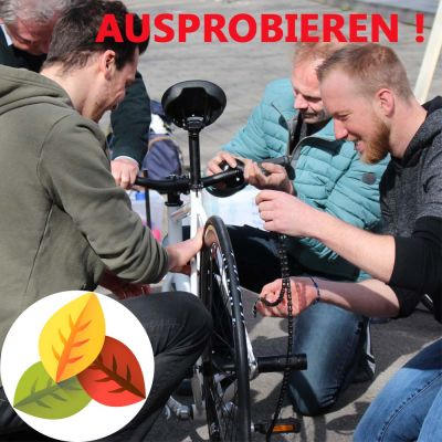 "Teamchallenge ""build your own bike"""