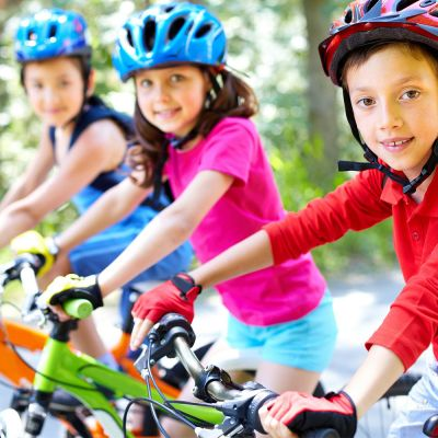 """""""KIDS on bike"""" Training & Parcour ab 8 Jahren"""