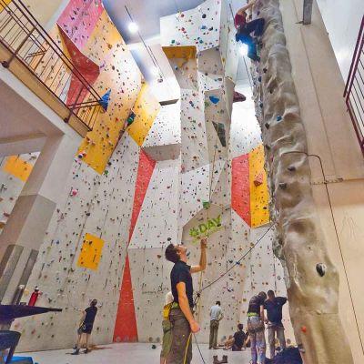 Kletterkurs `Trauen & Vertrauen´