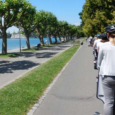 Konstanzer Panoramatour mit Segway PTi2