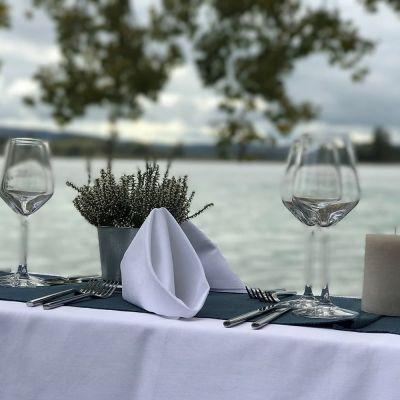 das Seeufer Dinner