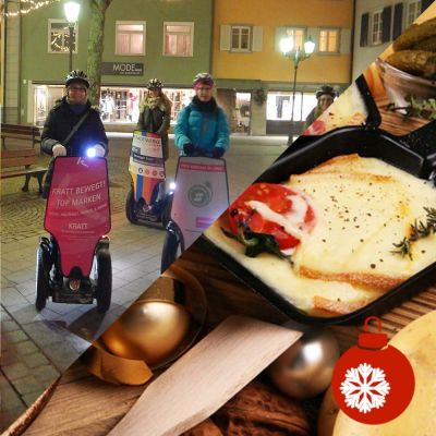 Radolfzeller Raclette Runde mit Segway PTi2