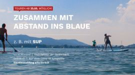Get up Stand up - Stand Up Paddling!