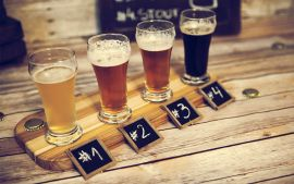Biertasting / Bierverkostung Radolfzell