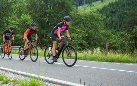 E-Rennrad Tour Bodensee